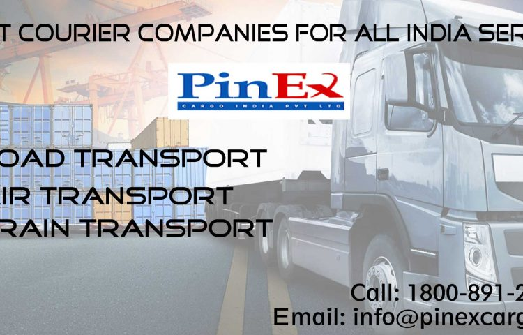 Best Courier Companies for all India Service